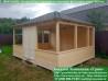 Садовый шатер для дачи 4х4 метра